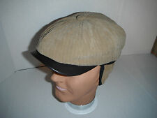 Woolrich Cabbie Earlap Hat Cap New newsboy large