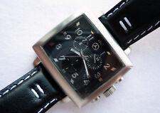 Rare Mercedes Benz Classic Business Sport Accessory Car Design Chronograph Watch