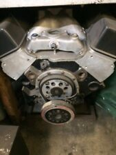 Race motor small block Chevy motor 780 HP on gas