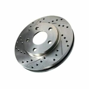 StopTech 227.42080R Select Sport Brake Rotor For 15 Infiniti Q40 NEW