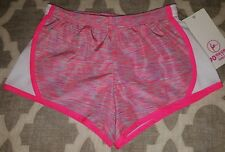 90 DEGREE By REFLEX Girl's Shorts Sports Running ATHLETIC PINK Size 7 8 NEW $28
