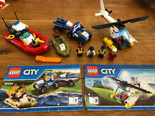 LEGO City 60086 City Starter Set (2015) Instructions. One Figure Missing