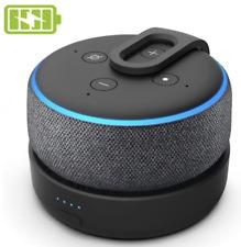 Base de carga de batería portátil para Amazon Echo Dot 3rd Gen Wireless Speaker Dock