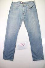 Levi's 504 Straight (Cod. M1373) tg50 W36 L34 jeans gebraucht vintage Original