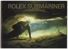 ROLEX SUBMARINER 2008 Booklet Brochure Manual 16613 16618 16610 14060 16600 OEM
