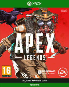 Apex Legends Bloodhound Edition Xbox One New Sealed
