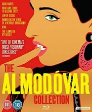 The Almodovar Collection Blu-ray DVD Region 2