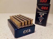 Billet Aluminium .22 Pistol Ammunition Tray. Esp. CCI Target Trophy Gift