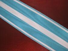 Coupe de Ruban pour la Médaille Coloniale ou d'Outremer