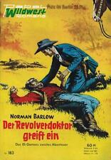 Pabel Wildwest Romane 183 (Z1), Pabel