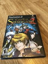 Castle Shikigami 2 (Sony PlayStation 2, 2004) New Sealed - BA3