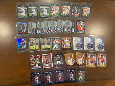 Peyton Manning Card Lot 35 Cards Topps Bowman Upper Deck Chrome 2001-2006