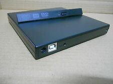 USB to IDE Laptop CD DVD RW ROM Combo External Drive Enclosure Case Cover Caddy