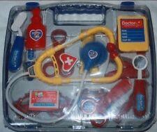 Children Medical Case Kit Set Doctor Nurse Dress Up Role Play Fun Toy Gift