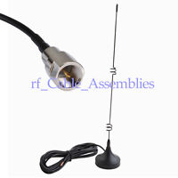 850/900/1800/1900/2100MHz 5dBi GSM 4G/LTE 3G Omni Antenna FME Male with 3m Cable