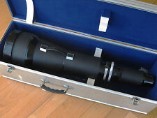 Rollei 1000mm f8 Carl Zeiss Tele-Tessar for SL66 MINT IN CASE! Can use on 5D