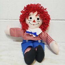 "16"" Dakin Brand Raggedy Andy Doll 2004 - F"