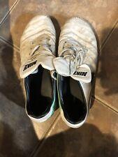 New listing Nike Tiempo Legend 6 Size 10.5 White/black/ Electro Green