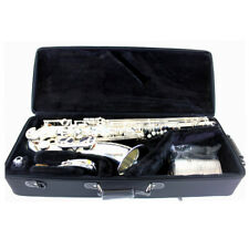 Yamaha Model YTS-62IIIS Professional Tenor Saxophone SILVER PLATE MINT CONDITION