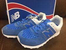 New Balance KL574QBG Sneakers  Kids SIZE  4.5 Medium. NEW IN BOX
