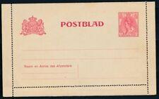 POSTBLAD 5 CT. BONTKRAAG, GEUZENDAM 14,  Zk188