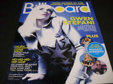 GWEN STEFANI 2006 Billbaord Front Cover as PROMO POSTER AD no label MINT COND.