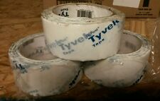 Dupont tyvek tape 3 roll pack. FRESH INVENTORY