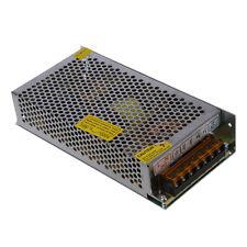 J4 AC 110V / 220V auf 12V DC 10A 120W Spannungswandler Schalter Netzteil
