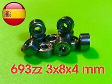 693zz 3x8x4 mm 3*8*4 mm rodamiento 693-2z 693 zz envío rápido desde España