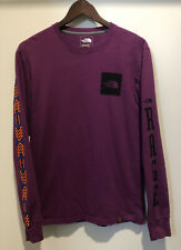 the north face MEN'S Long Sleeve '92 RAGE HEAVYWEIGHT TNF Purple NF0A3SXZKY4