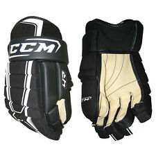 "New CCM HG4R ice hockey gloves glove 4-roll four roll senior sr size 14"" black"