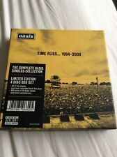 Oasis Time Flies 1994-2009 3 X Cd Plus DVD Boxset