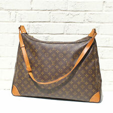 Authentic Louis Vuitton Monogram Sac Promenade Shoulder Bag Large LV Handbag