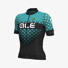 Ale Cycling PR-S Men Short Sleeves Jersey|Black/Tirguaz|AUTHENTIC|BRAND NEW