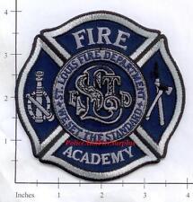 Missouri - St Louis Fire Academy MO Fire Dept Patch
