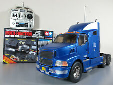 Tamiya RC 1/14 Ford Aeromax Semi Truck+ MFC-01 Multi Function Unit Futaba +Servo
