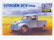 LOT 32783 | Ebbro Plastic Kit 25004 CITROEN 2CV Pickup 1:24 Bausatz NEU in OVP