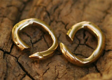 Perfect Bronze Artisan Open Jump Rings, Just ONE