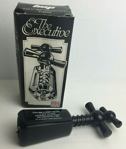 IMP The Executive Vintage Retro Corkscrew for Wine Bottle Made in England