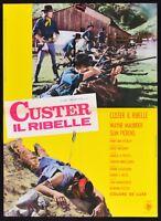 S12 Manifesto Custer die Rebell Wayne Maunder Slim Pickens A