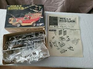 MPC Jolly Rodger 1/25 Scale #623 Model Kit