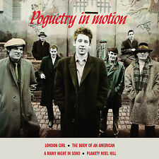 Pogues - Poguetry in Motion- NEW - SEALED 140g 4 song EP on RED Vinyl!