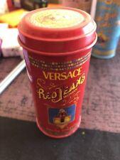 Gianni Versace Red jeans Woman Eau De Toilette 7,5 ml rare