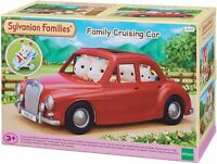 SYLVANIAN FAMILIES FAMILY CRUISING CAR PLAYSET KIDS TOY (5448)