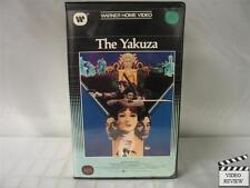 Yakuza, The VHS Robert Mitchum, Takakura Ken