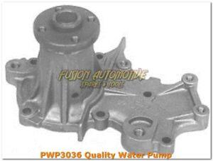 Water Pump for SUZUKI Baleno SY416 1.6L G16B 4/95-12/98 PWP3036