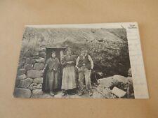 More details for isle of skye, scotland, iv42   vintage postcard  a14 dunvegan postmark crofters
