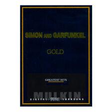 Simon and Garfunkel : GOLD - Greatest Hits DVD (*New *Sealed *All Region)