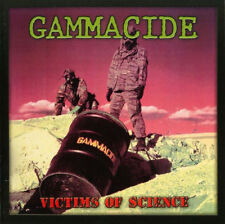 GAMMACIDE - Victims of Science + Bonus (NEWUS 80's US TRHASH METAL CLASSIC+BONUS