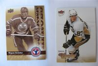 2009-10 UD National Hockey Card day HCD-14 Gretzky Wayne one corner is dinged ba